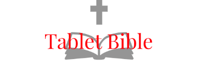 Tablet Bible